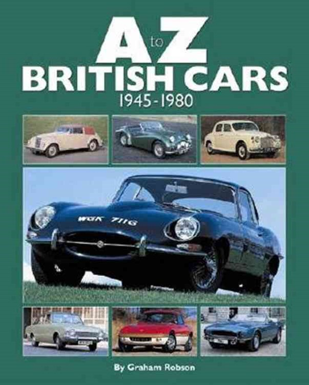 \A-Z British Cars, 1945-1980