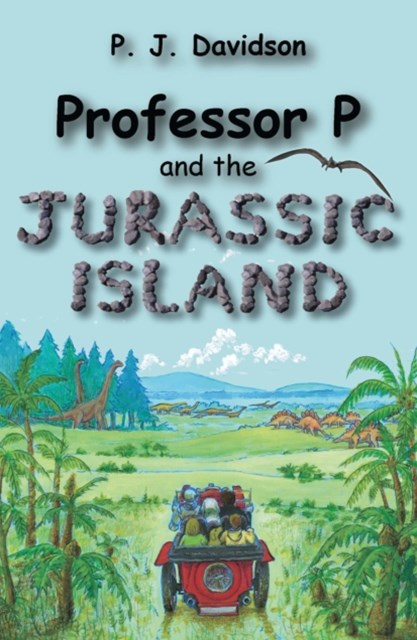 Professor P and the Jurassic Island