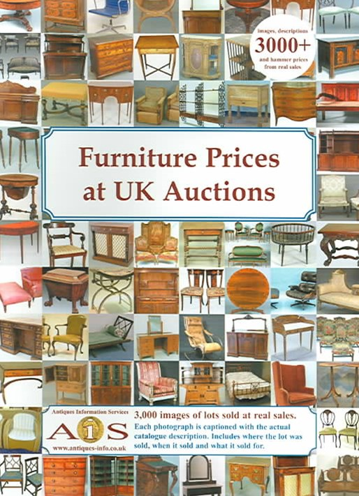 Furniture Prices at Auction