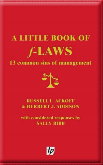 Little Book of F-laws