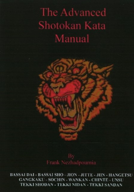Advanced Shotokan Kata Manual
