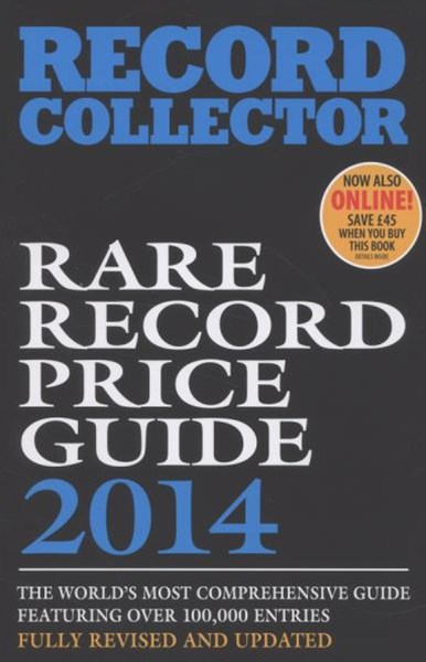 Rare Record Price Guide: 2014