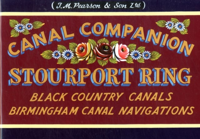 Pearson's Canal Companion, Stourport Ring