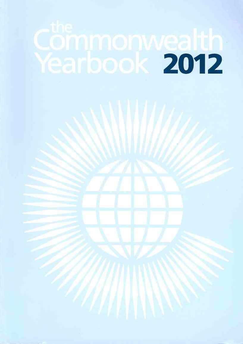 The Commonwealth Yearbook 2012