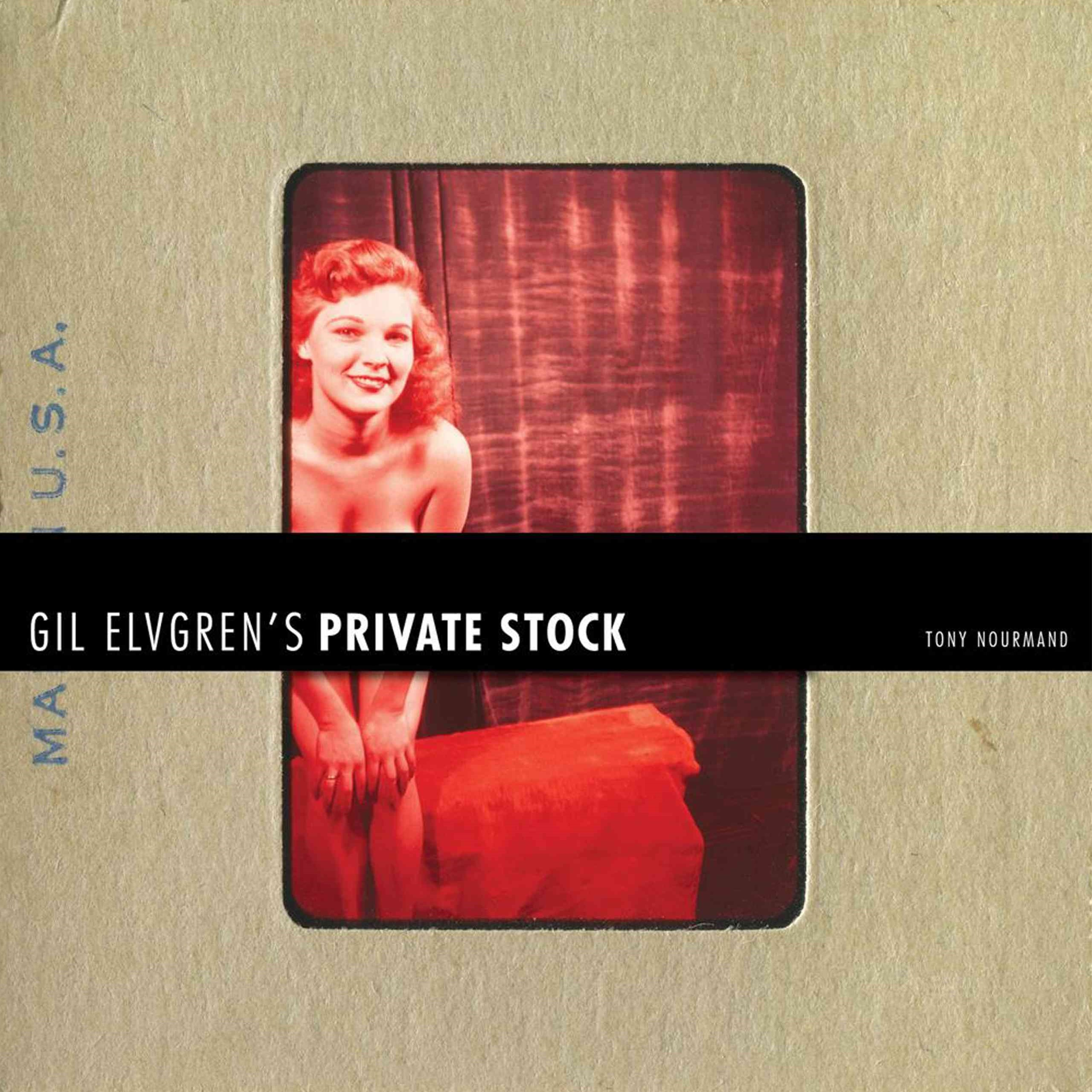 Gil Elvgren's Private Stock