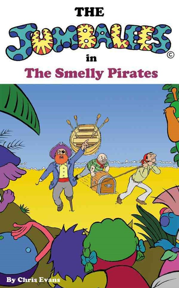 Jumbalees in the Smelly Pirates