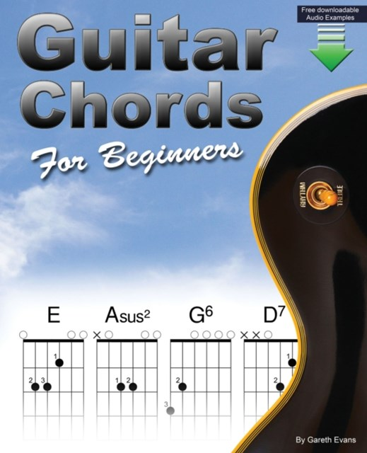 (ebook) Guitar Chords for Beginners