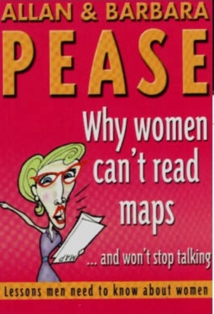 Why Women Can't Read Maps