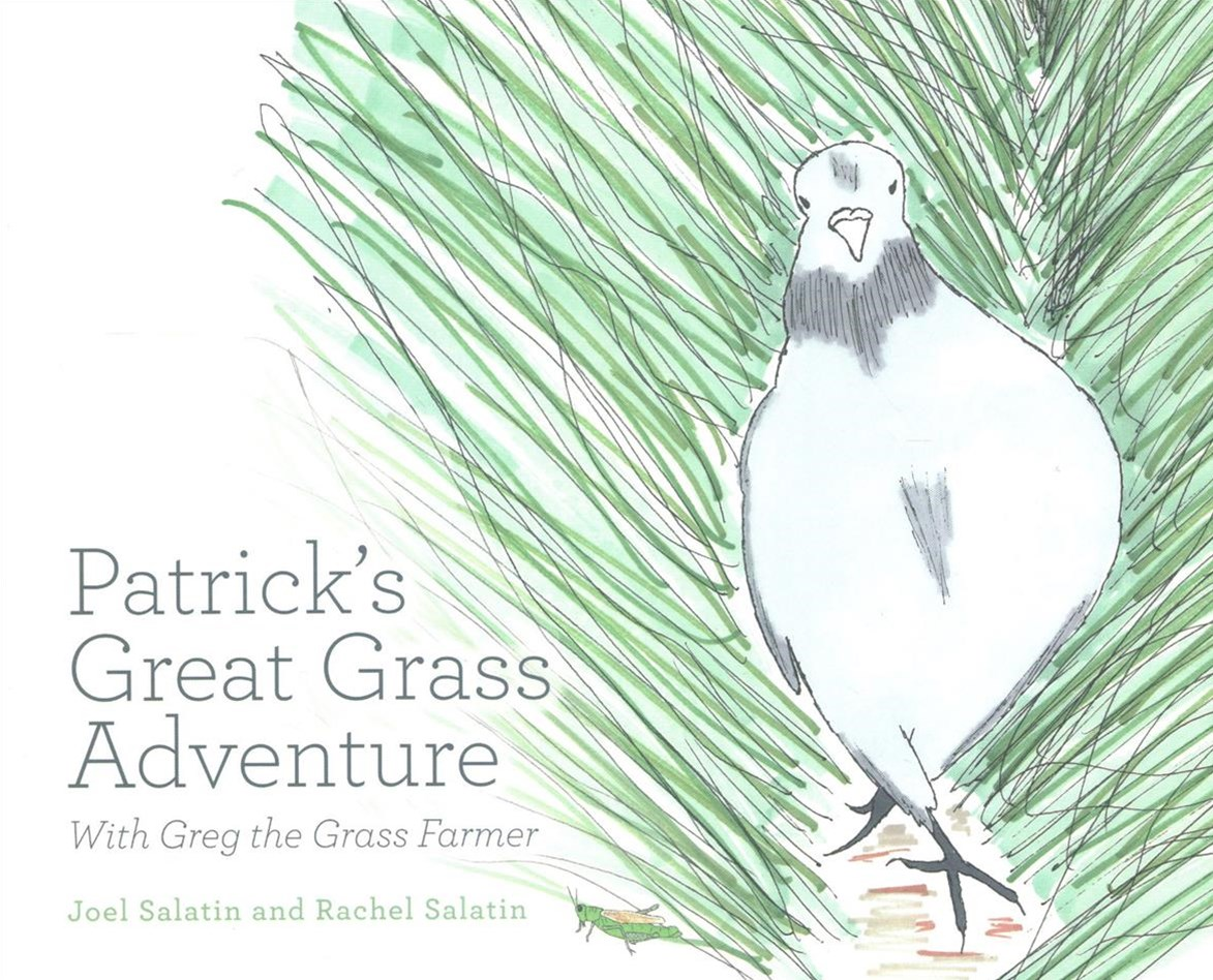 Patrick's Great Grass Adventure with Greg the Grass Farmer