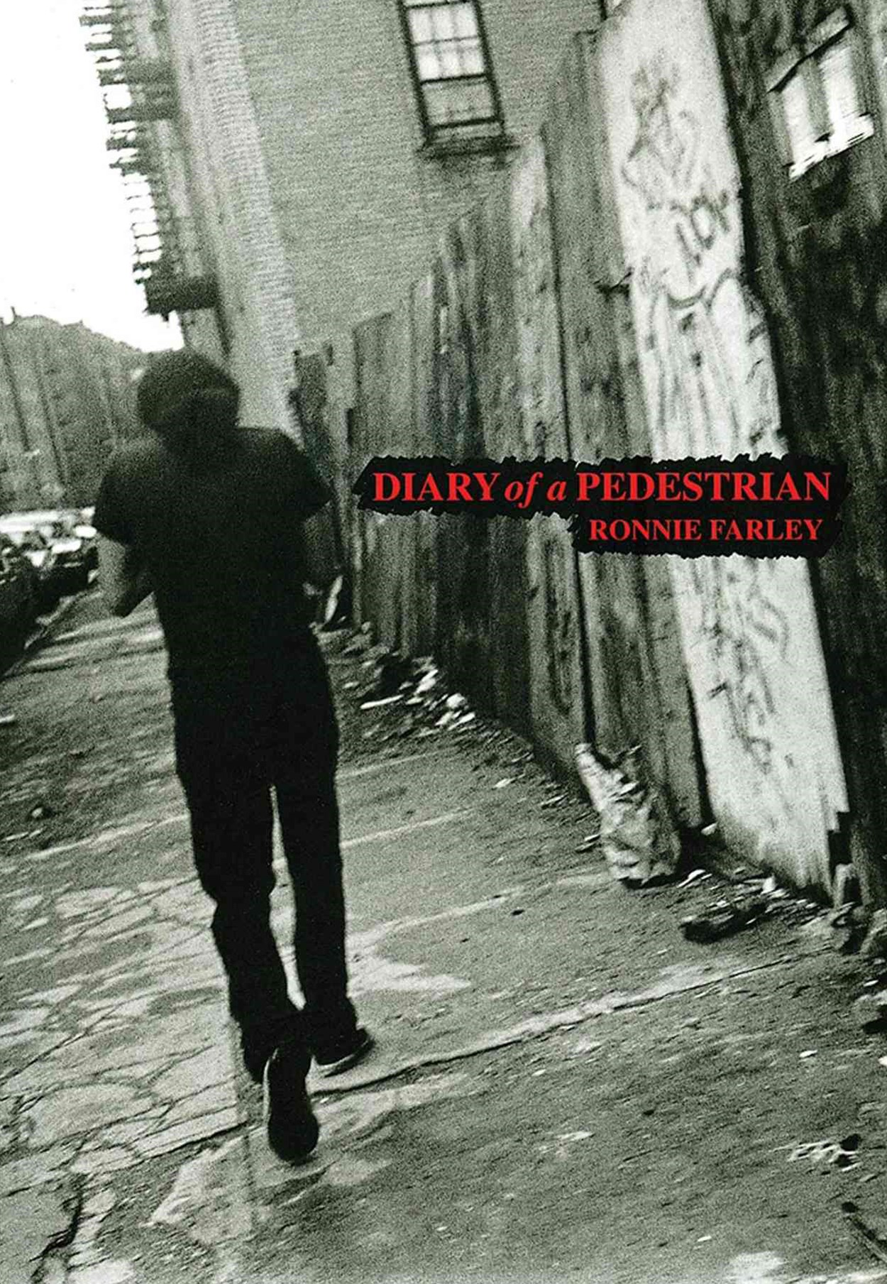 Diary of a Pedestrian: A New York Photo Memoir