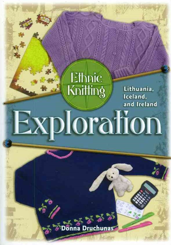 Ethnic Knitting Exploration