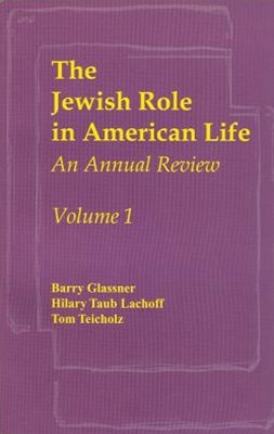 The Jewish Role in American Life