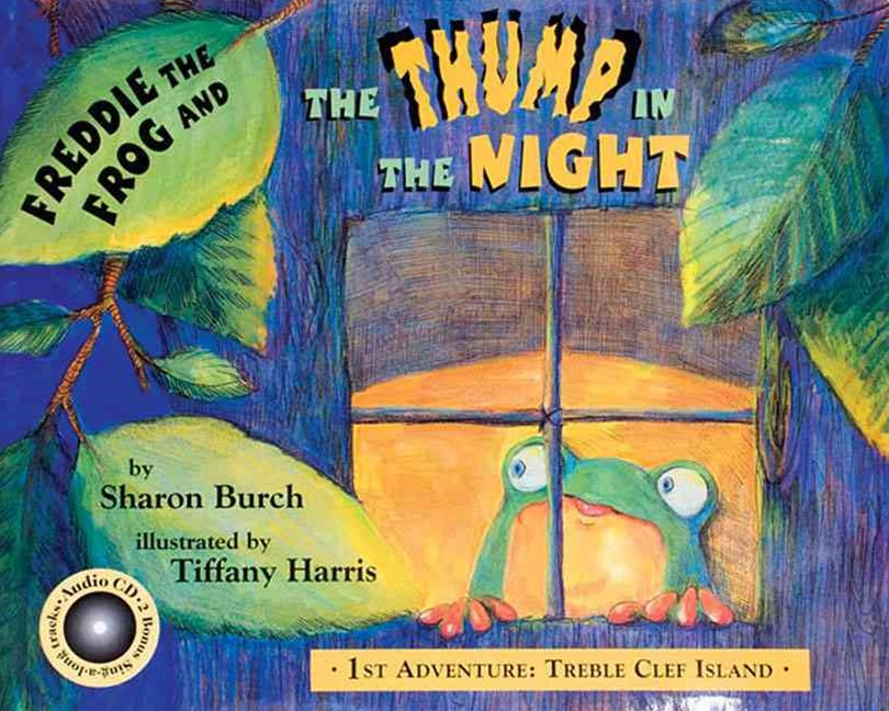 Freddie the Frog and the Thump in the Night