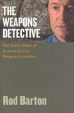 The Weapons Detective: The Adventures of Australia