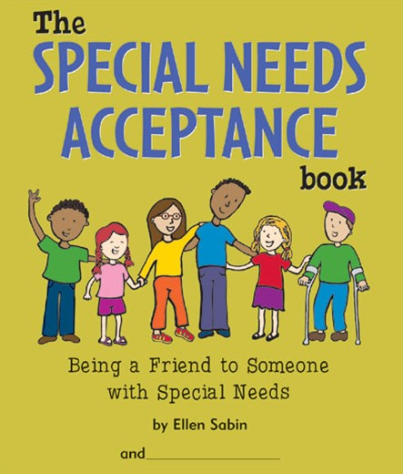 The Special Needs Acceptance Book