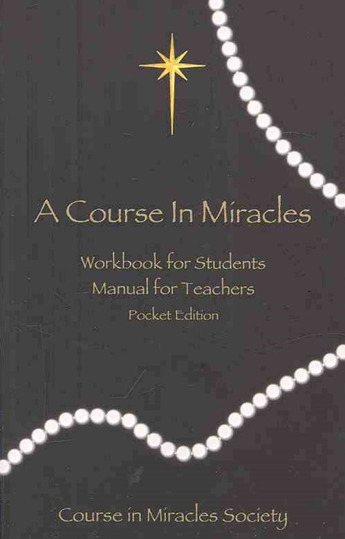 Course In Miracles, A - Pocket Edition Workbook  &  Manual Only