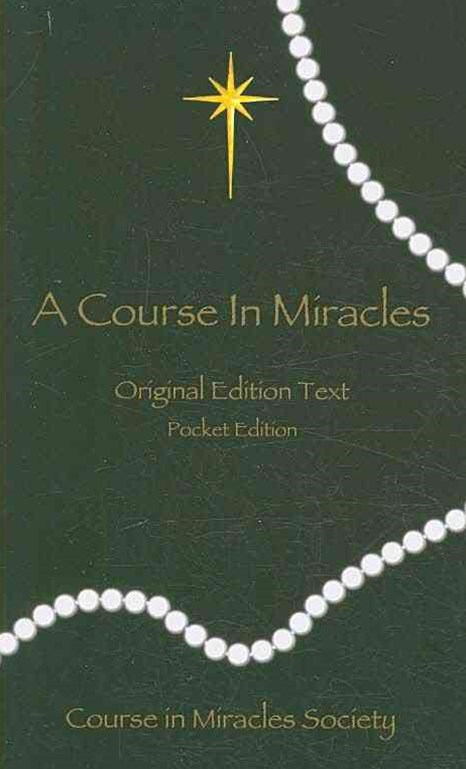 Course In Miracles, A - Pocket Edition Text Only