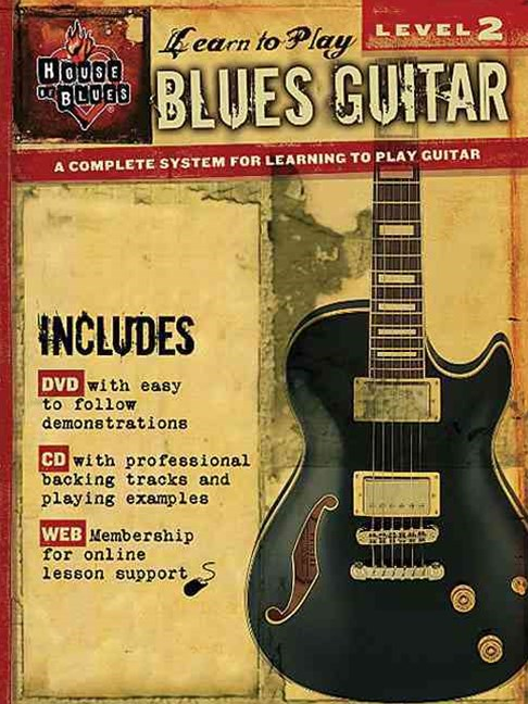 Blues Guitar, Level 2