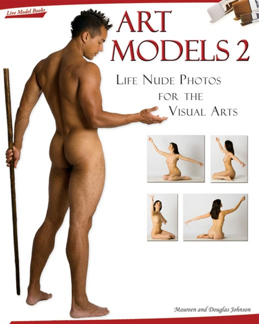 Art Models 2 (inc CD-Rom)