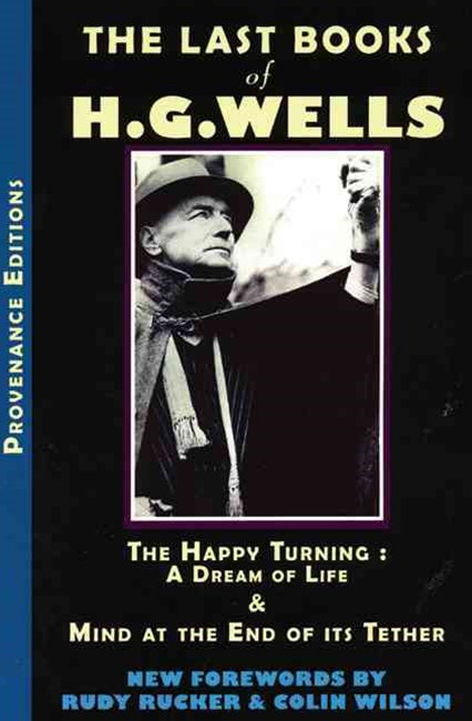 Last Books of H.G. Wells
