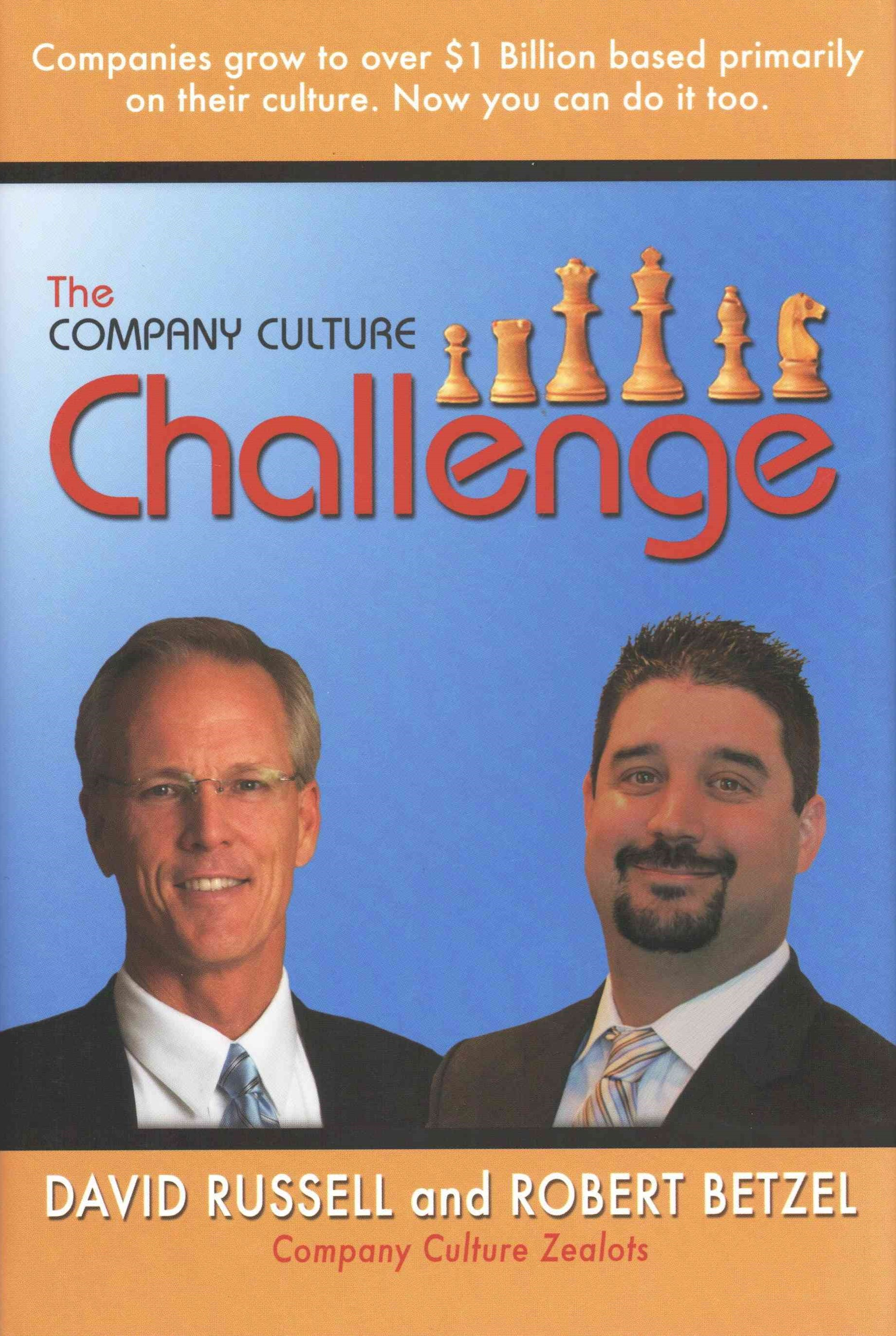 Company Culture Challenge