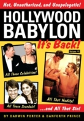 Hollywood Babylon--It's Back!