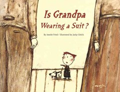 Is Grandpa Wearing a Suit?