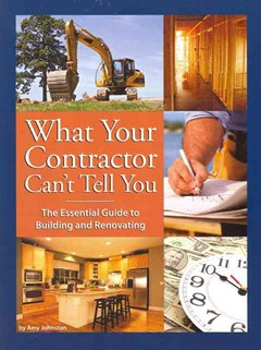 What Your Contractor Can