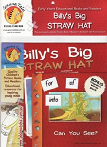 Billy's Big Straw Hat Pack