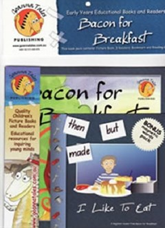 Bacon For Breakfast Pack