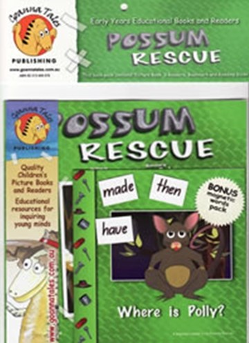 Possum Rescue Pack