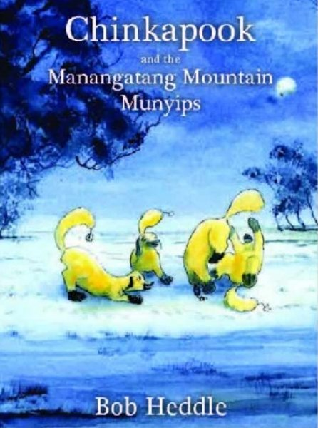 Chinkapook and the Manangatang Mountain Munyips