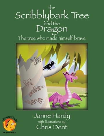 The Scribblybark Tree And the Dragon