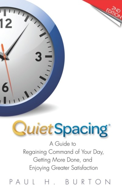 (ebook) QuietSpacing: 2nd Edition - For Outlook 2010