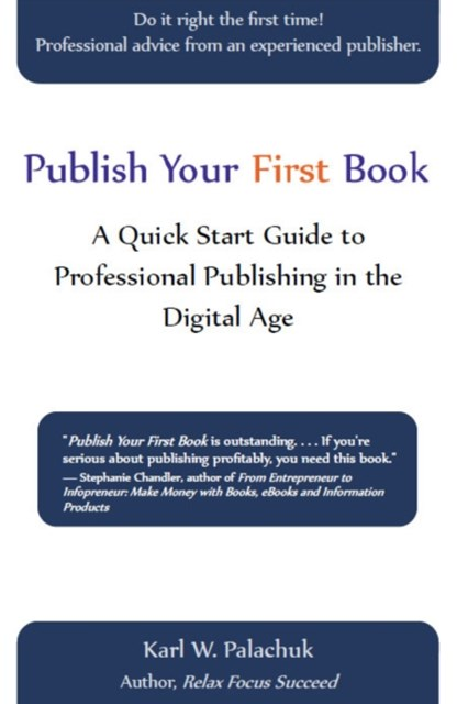 (ebook) Publish Your First Book