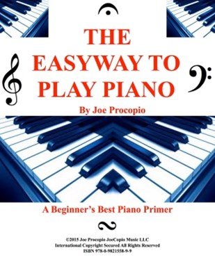 (ebook) The Easyway to Play Piano