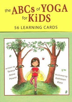 The Abcs of Yoga for Kids Learning Cards