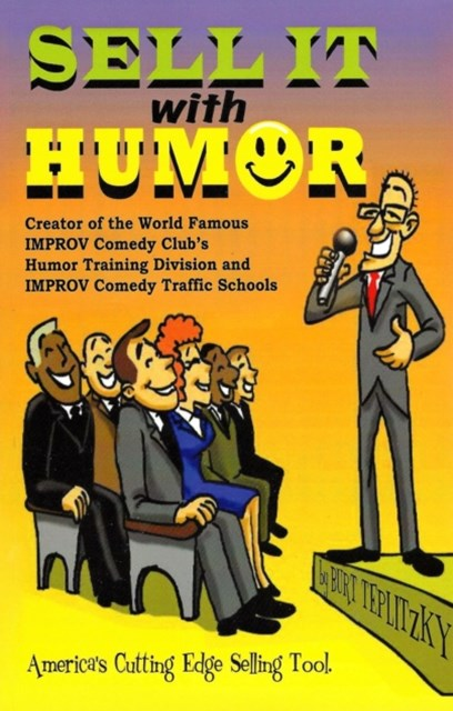 (ebook) Sell It With Humor (America's Cutting Edge Sales Tool)
