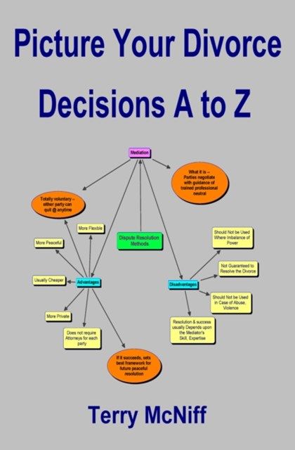 (ebook) Picture Your Divorce Decisions A to Z