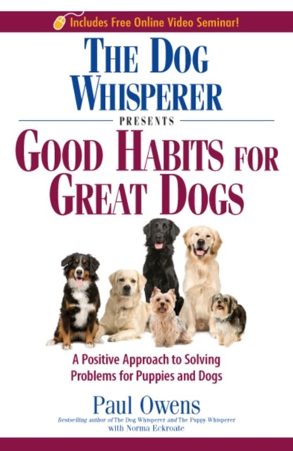 (ebook) Dog Whisperer Presents Good Habits for Great Dogs