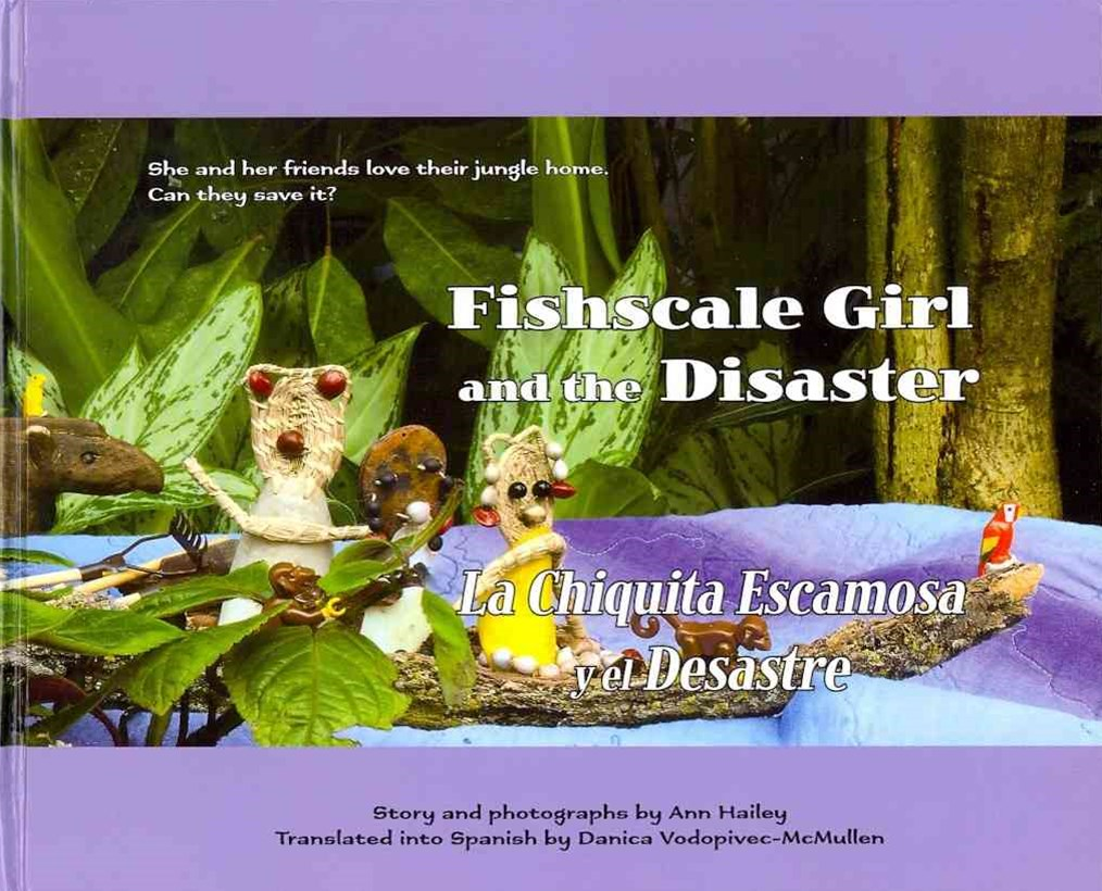 Fishscale Girl and the Disaster