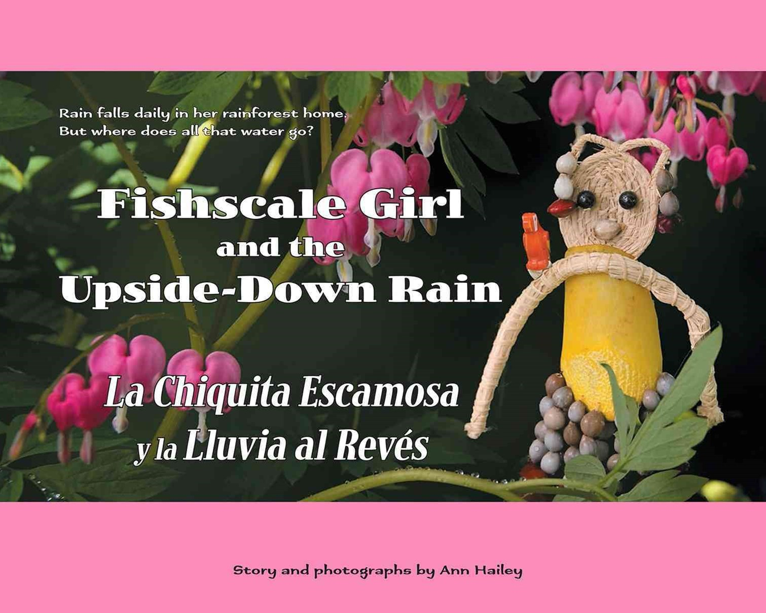 Fishscale Girl and the Upside-Down Rain