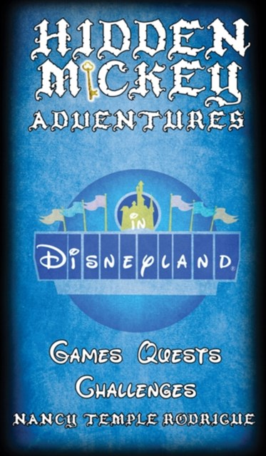 (ebook) Hidden Mickey Adventures in Disneyland
