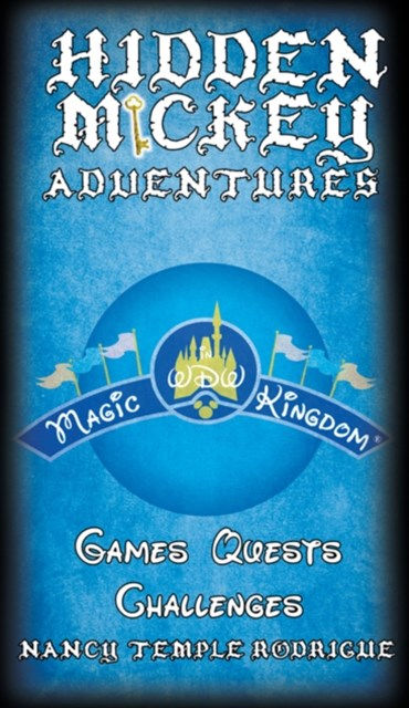 (ebook) Hidden Mickey Adventures in WDW Magic Kingdom