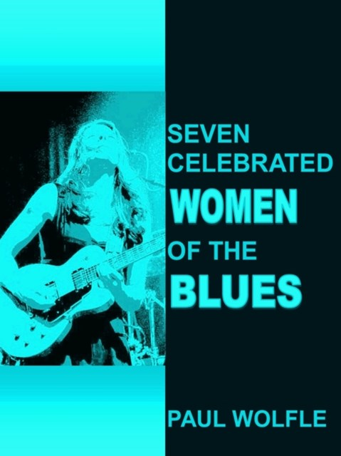 (ebook) Seven Celebrated Women of the Blues