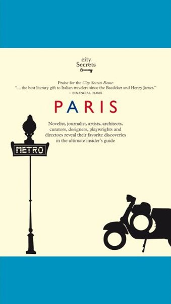 City Secrets: Paris