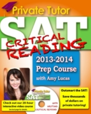 Private Tutor - SAT Critical Reading 2013-2014 Prep Course