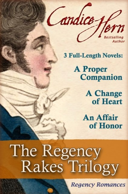 Regency Rakes Trilogy Boxed Set