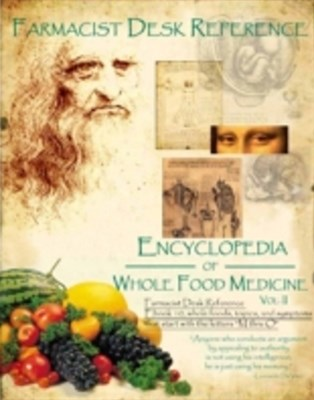 Farmacist Desk Reference Ebook 10, Whole Foods and topics that start with the letters M thru O