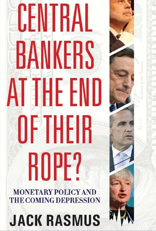 Are Central Bankers at the End of Their Rope?